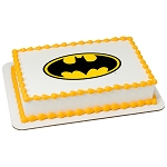 Batman™ Emblem PhotoCake® Edible Image®