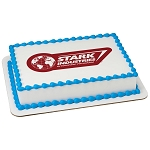 MARVEL Universe Stark Internship PhotoCake® Edible Image®