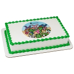 Tokidoki Cactus Friends PhotoCake® Edible Image®