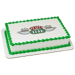 Friends Central Perk PhotoCake® Edible Image®