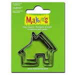 Makin's House 3 pc. Cutter Set