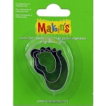 Makin's Foot 3 pc. Cutter Set