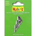 Makin's Lightning Bolt 3 pc. Cutter Set