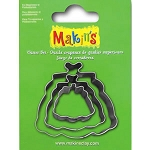 Makin's Hand Bag 3 pc. Cutter Set