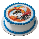 Hot Wheels™ Steer Clear PhotoCake® Edible Image®