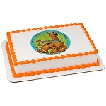 Scooby-Doo!™ Your Pal PhotoCake® Edible Image®