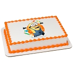 Despicable Me 3™ Let's Party PhotoCake® Edible Image®
