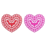 Lace Heart Layon