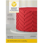 Wilton Red Decorator Preferred Fondant