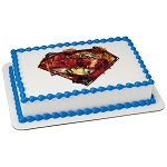 Superman™ Hope PhotoCake® Edible Image®