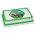 John Deere Johnny Tractor PhotoCake® Edible Image®