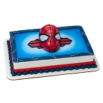 Marvel's Spider-Man Ultimate Light Up Eyes Cake Kit
