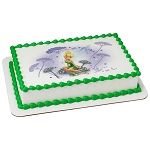 Tinker Bell I Believe in Fairies PhotoCake® Edible Image®