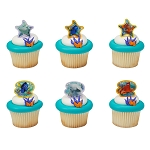 Finding Dory Adventure is Brewing Cupcake Rings- 12
