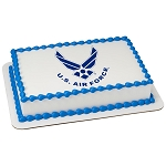 United States Air Force™ PhotoCake® Edible Image®