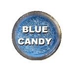 Edible Flash Dust™ Glitter Blueberry Candy- 3gr.