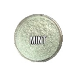 Edible Flash Dust™ Glitter Mint Green- 3gr.