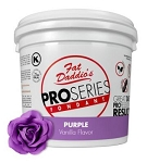 Fat Daddio's Purple Fondant 8 oz.