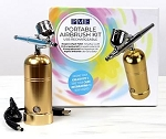 PORTABLE USB RECHARGEABLE AIRBRUSH KIT
