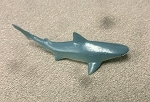 Small Shark Figure