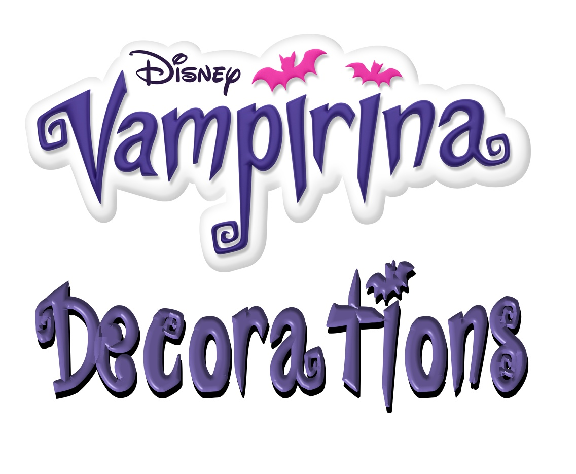 Vampirina Decorations