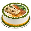 "Select Background Image For 8"" Round Cake"